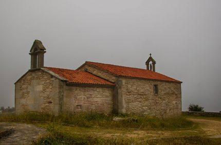 La ermita del Monte Faro